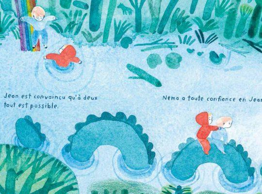Jean et Nemo à l'aventure